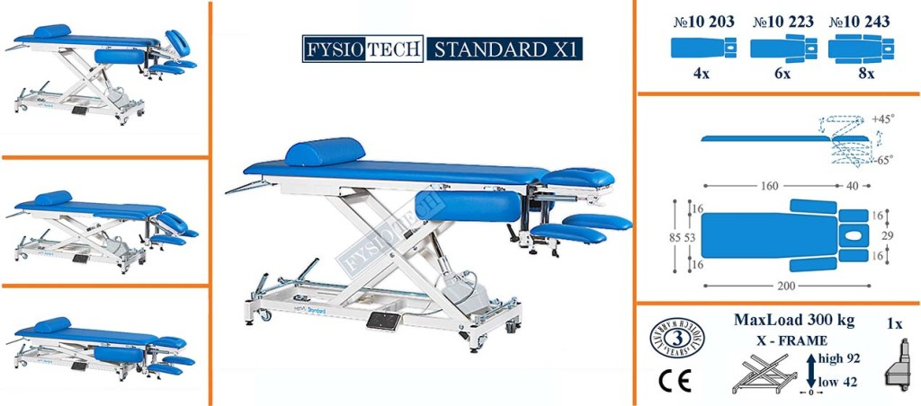 Standard X hp