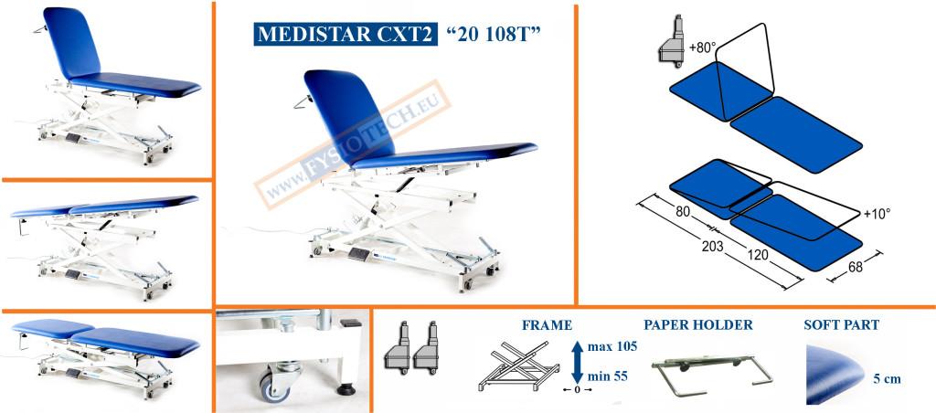 Medistar CXT2 A4