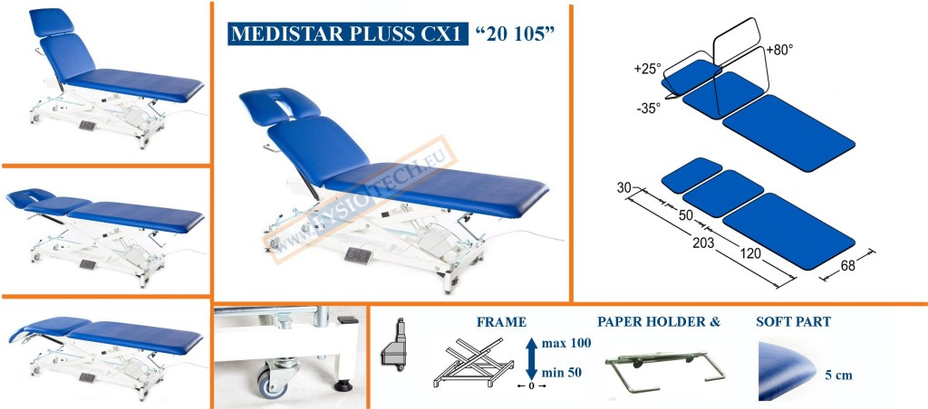 Medistar Pluss CX1-A4